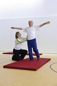 Anziani ed equilibrio