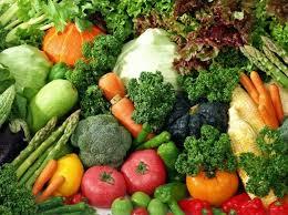Verdura fresca!