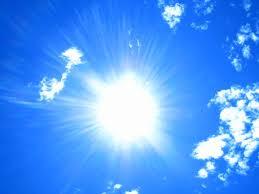 Sotto il sole che fa bene