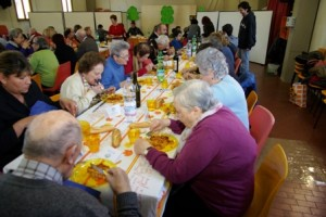 Microbi, cibo ed anziani