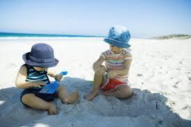 I bambini e il sole
