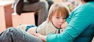 Come smettere di allattare