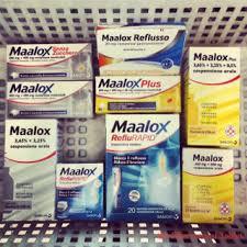 Maalox bianco o Maalox Reflusso: che differenze ci sono?