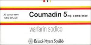 Coumadin ed erbe medicinali
